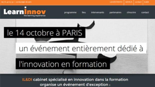 """""""Le 14 octobre sera dédié à l'innovation en formation"""" Philippe Gil et Philippe Lacroix, co-créateurs de LearnInnov"""