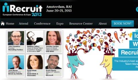 Beau succès pour la première édition du iRecruit 2013