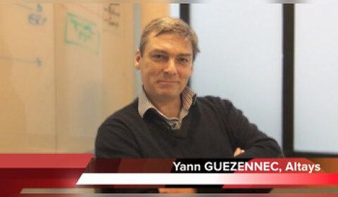 4 min 30 avec Yann Guezennec, fondateur d'Altays
