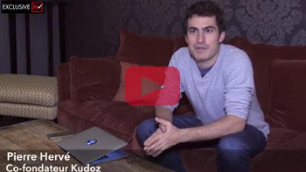3 min avec Pierre Hervé, Kudoz