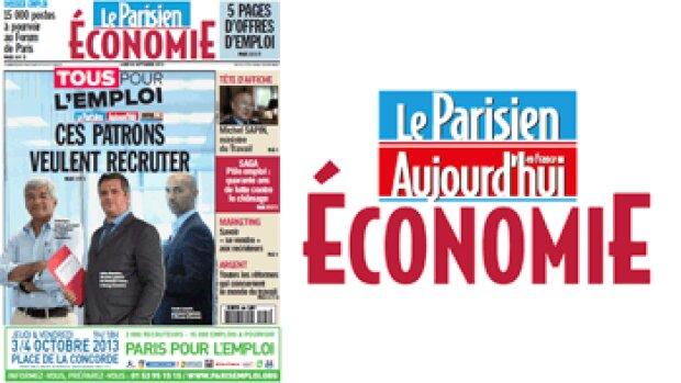 Découvrez le numéro spécial emploi du Parisien Économie du 29 septembre prochain