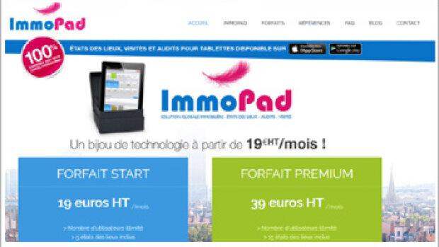 ImmoPad prépare une nouvelle version de son logiciel d'état des lieux