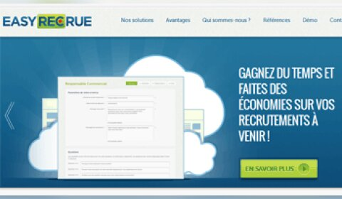 La start-up easyRECrue lève 500 000 euros
