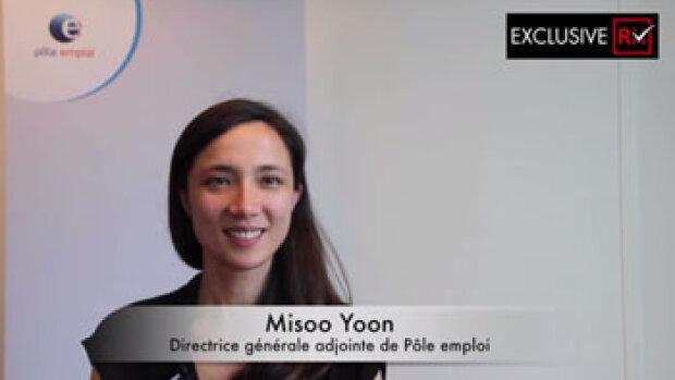 3 min avec Misoo Yoon, Pôle emploi