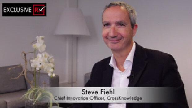 3 min avec Steve Fiehl, CIO de CrossKnowledge