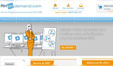 RHondemand.com: votre centre d'expertise et ressources SIRH en ligne