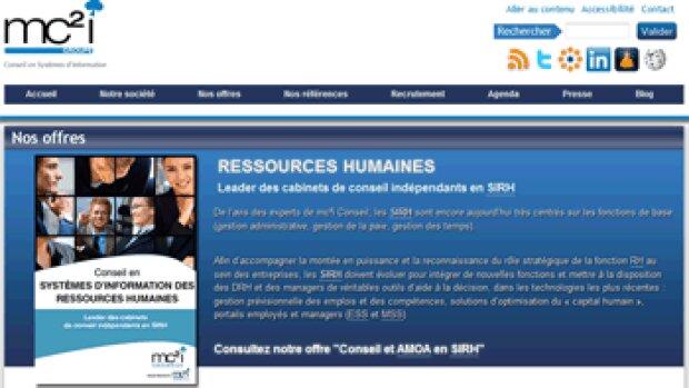 mc2i Groupe annonce un chiffre d'affaire de 29,6 M€