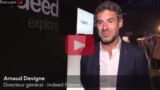 Vidéo : Indeed projette les RH dans le futur !