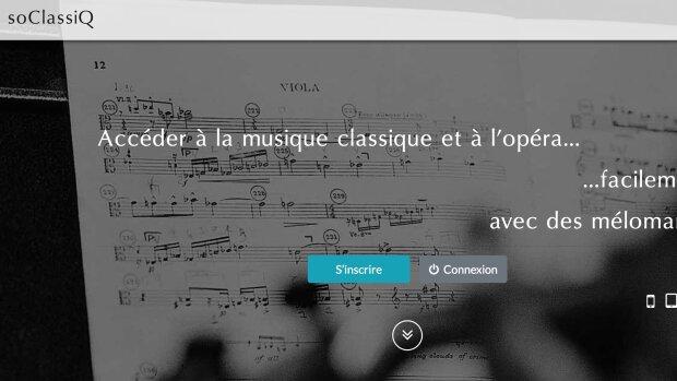Comment le site internet soClassiq veut démocratiser la musique classique