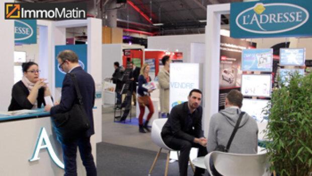 Vidéo : l'immobilier en force à Franchise Expo !