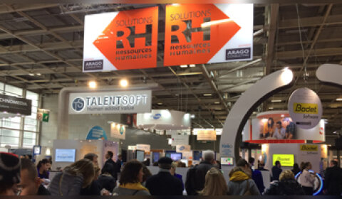 Les 7 innovations qui ont marqué le salon Solutions RH 2017
