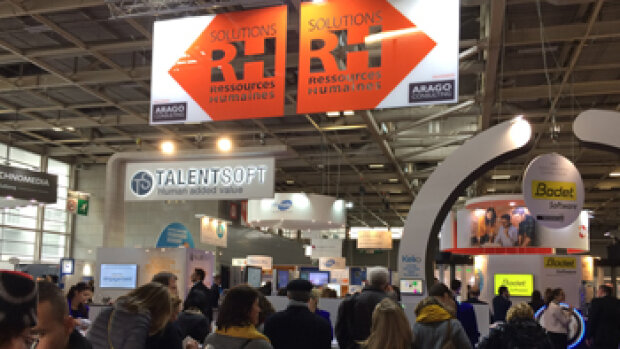 Les 7 innovations qui ont marqué le salon Solutions RH 2017