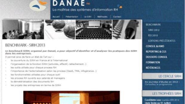 Danaé renouvelle son benchmark SIRH