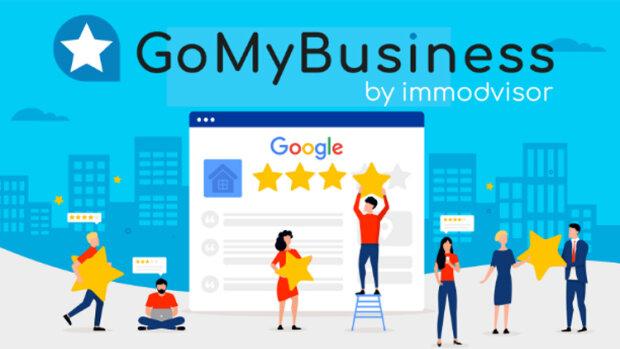Nouveauté Avis Google avec Immodvisor