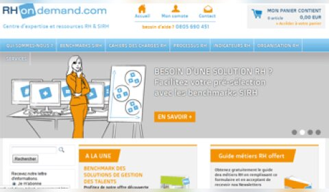 Le classement des éditeurs de solutions de Talent Management par RHondemand.com
