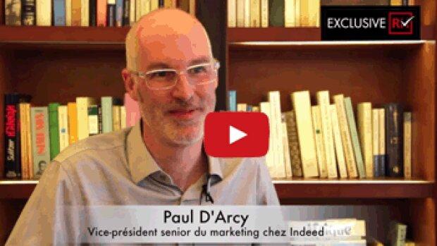 3 min avec Paul d'Arcy, vice-président senior chez Indeed