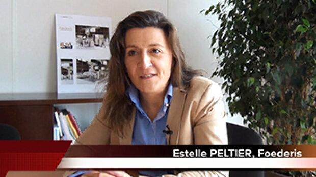 4 min 30 avec Estelle Peltier, PDG de Foederis