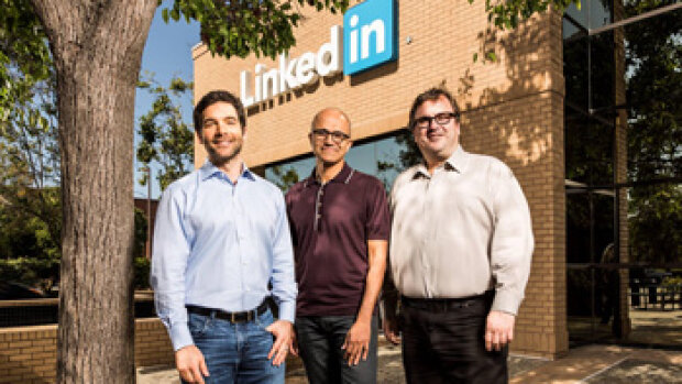 Microsoft rachète LinkedIn pour 26,2 milliards de dollars