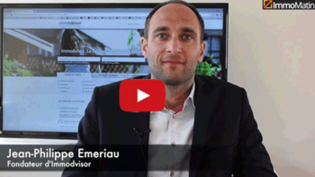 3 min avec Jean-Philippe Emeriau, fondateur d'Immodvisor