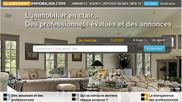 Les agents immobiliers évalués sur Clairement-Immobilier.com