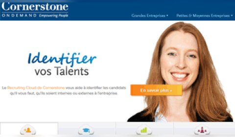 Cornerstone OnDemand lance sa solution d'onboarding