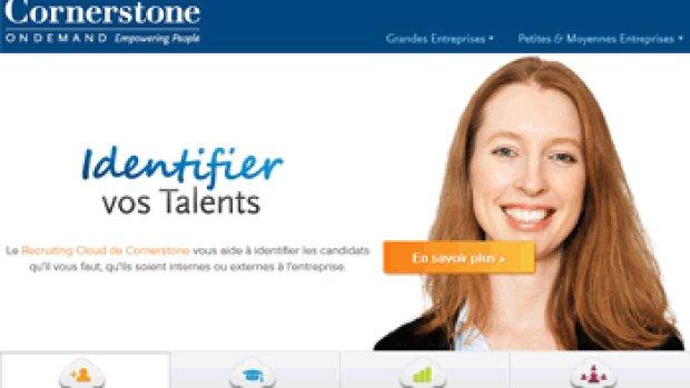 Cornerstone OnDemand vise les 270 millions de dollars de chiffre d'affaires