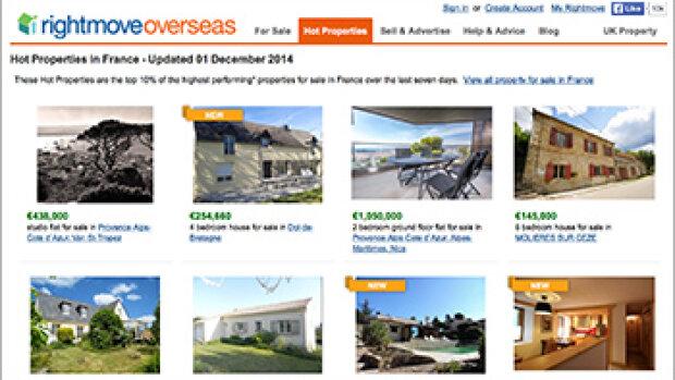 Rightmove Overseas fait les yeux doux aux professionnels de l'immobilier français