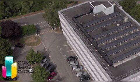 Les drones débarquent dans l'immobilier