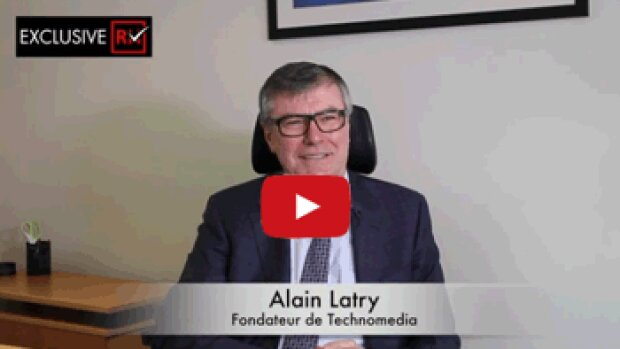 3 min avec Alain Latry, fondateur de Technomedia