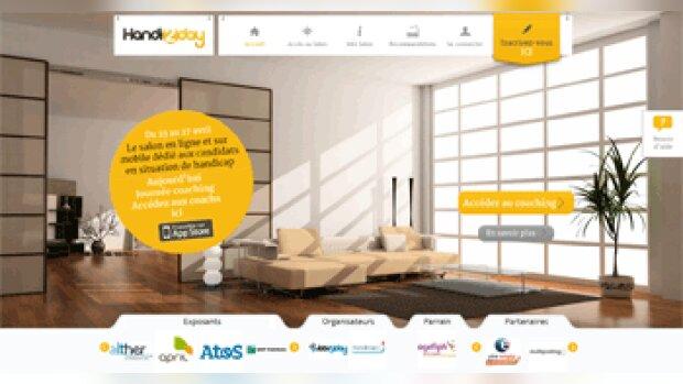 Handi2day, le salon virtuel pour les candidats en situation de handicap