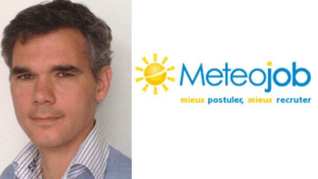"""""""En 2014, nous visons une croissance de 50 %"""", Philippe Deljurie, co-fondateur de Meteojob"""
