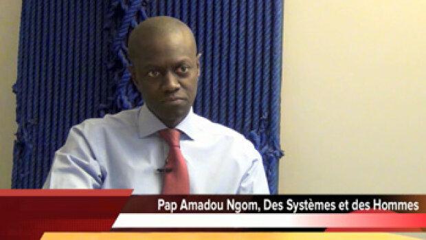 4 min 30 avec Pap'Amadou Ngom, PDG de Des Systèmes et des Hommes