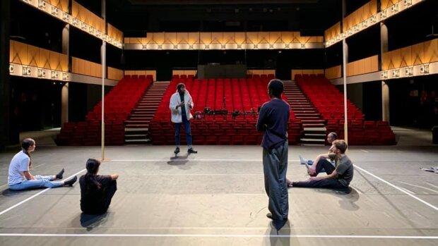 Théâtre : plusieurs formes de résidences à l'essai au TU de Nantes