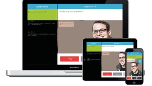 Le mobile sourit à la solution d'entretien vidéo Visio4People