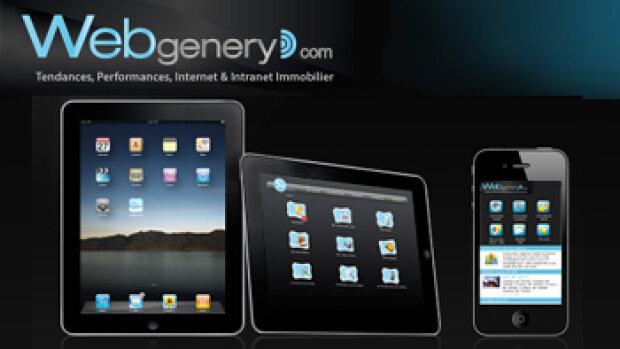 Webgenery lance un logiciel full web pour les promoteurs