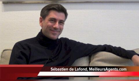 4 min 30 avec Sébastien de Lafond, fondateur de MeilleursAgents.com