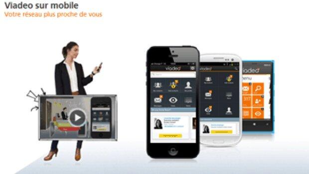 Les applications mobiles de Viadeo décollent