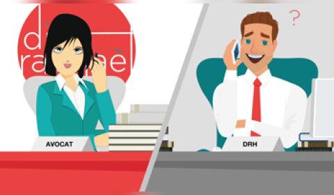 Une hotline en droit social pour aider les DRH
