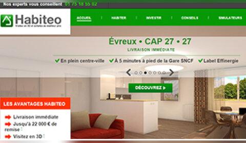 Acheter un logement neuf depuis son mobile : c'est le pari fou d'Habiteo