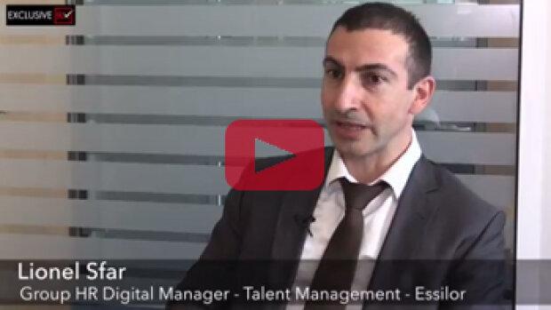 Vidéo : Essilor dévoile son projet de talent management