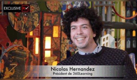 3 min avec Nicolas Hernandez, 360Learning