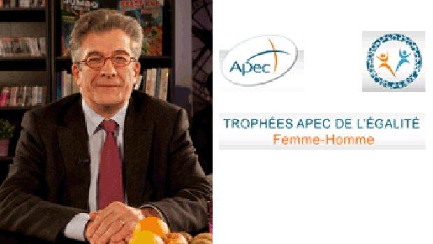 """""""Les trophées APEC de l'égalité femme-homme peuvent favoriser la motivation et la reconnaissance des salariés"""", Philippe Thurat, Areva"""