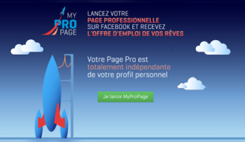 Un profil pro sur Facebook ? Enfin possible avec MyProPage