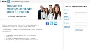 10 conseils pour recruter les meilleurs candidats sur LinkedIn - © D.R.