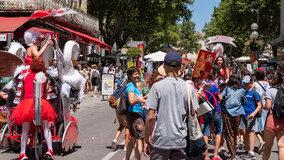La circulation dans les rues est étudiée pour que le festival puisse se déployer cette année. - © JB Loiseau
