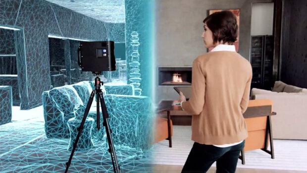 Visite virtuelle: l'agence Lodgis a choisi Matterport, la technologie 3D qui monte - © D.R.