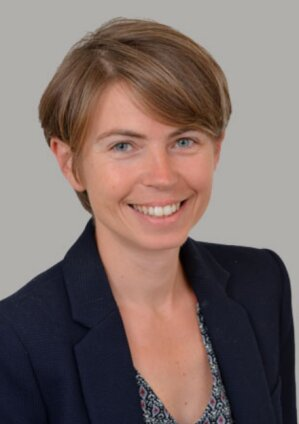 Florence Benoit-Moreauest VP vie étudiante et responsabilité sociale de l'Université PSL - © PSL / Qare