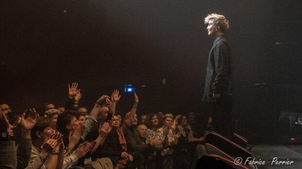 Jeanne Added en concert à la Luciole, avant sa fermeture. - © Fabrice Perrier