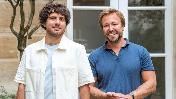Maxime Hanquier et Thierry Vignal, cofondateurs de la Masteos - © BENOIT DIACRE