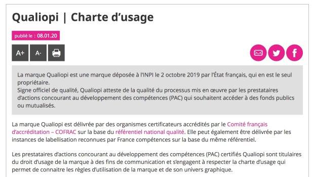 Comment CESI a géré son dossier de certification Qualiopi